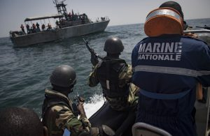 Piracy in the Gulf of Guinea: a maritime burden