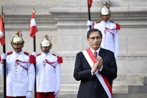 Peru's constitutional crisis and anti-corruption push