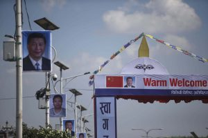 xi jinping nepal