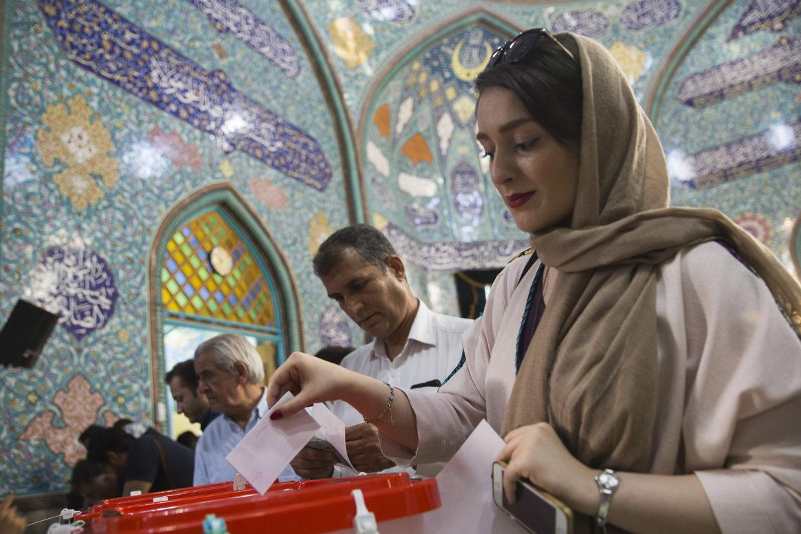 iran legislative elections