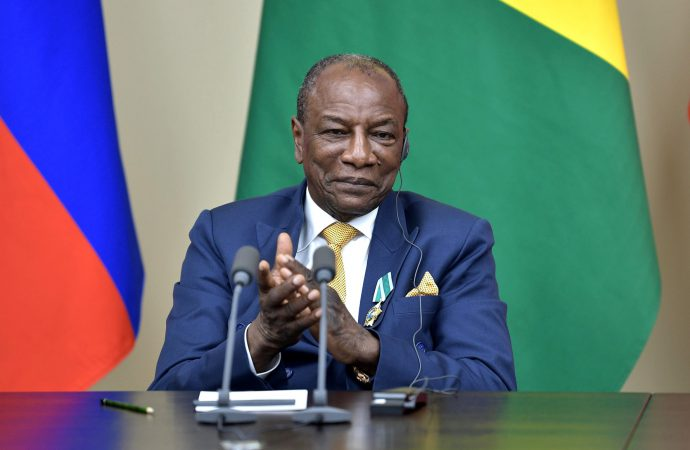 Beguilement: Alpha Condé and Africa's third-term syndrome