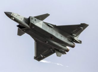 J-20B 'Mighty Dragon': A complete stealth fighter?