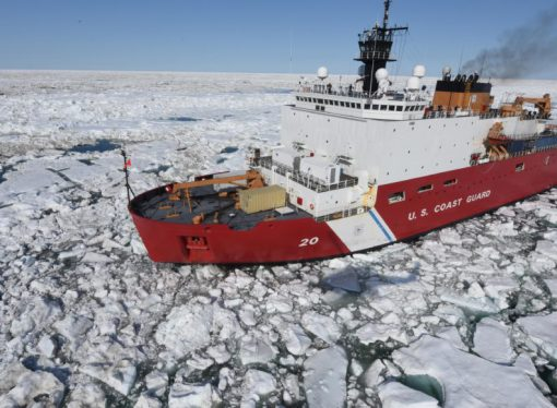 Arctic Great Power Competition: The United States, Russia And China